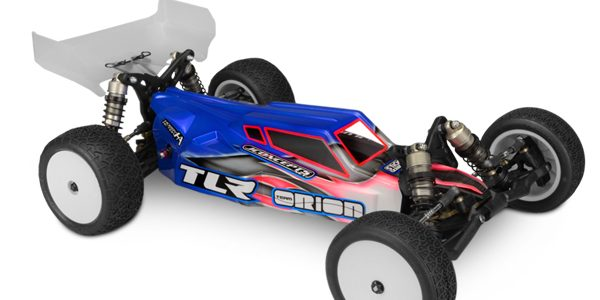 JConcepts TLR 22 3.0 Lay-Down Tranny/Worlds Body