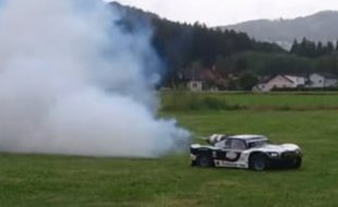 Jet-Powered Losi 5IVE-T? Sure, Why Not [VIDEO]