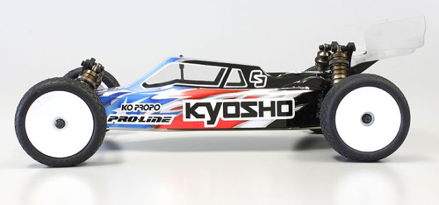 Kyosho Ultima RB6.6 [VIDEO]