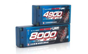 LRP P5 Technology And Outlaw LiPo Packs
