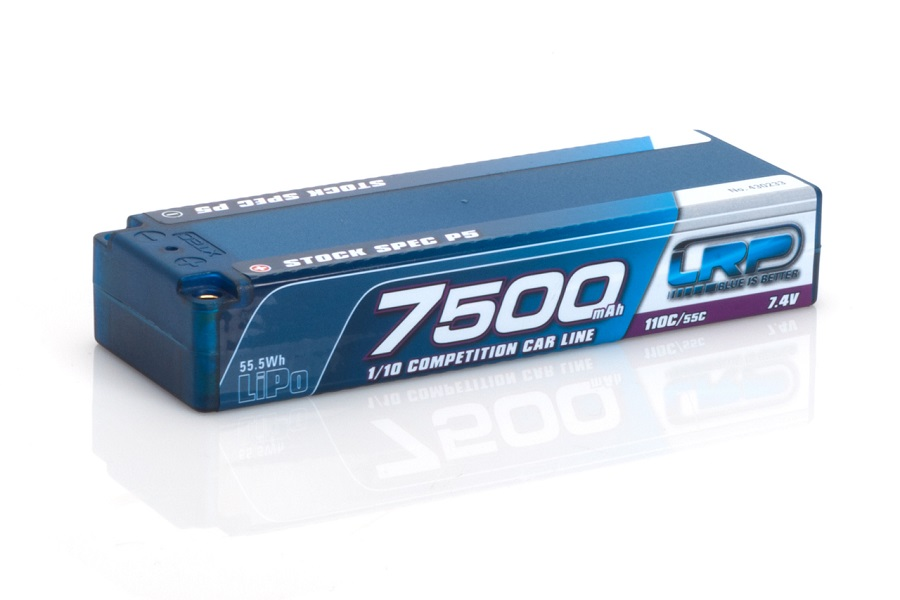 LRP P5 Technology And Outlaw LiPo Packs (3)