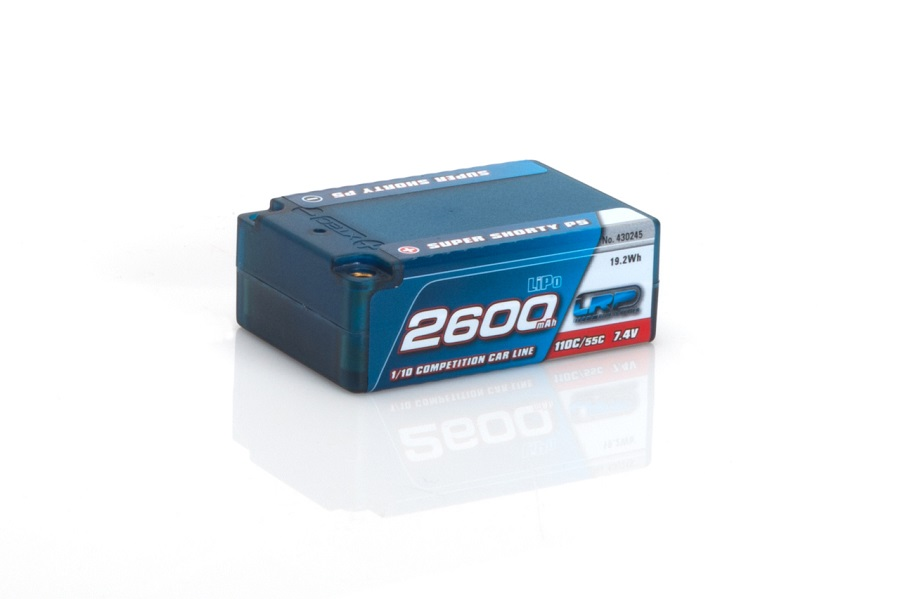 LRP P5 Technology And Outlaw LiPo Packs (4)