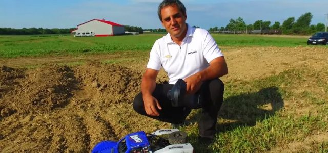 Watch Indy and F1 Star Juan Pablo Montoya Wheel a Losi Baja Rey [VIDEO]