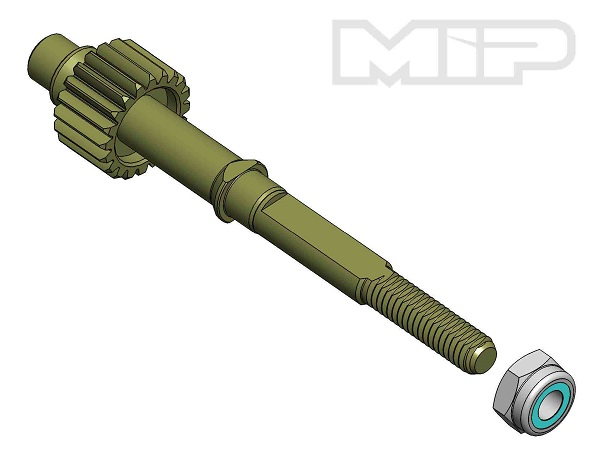 MIP 17.5 Race Topshaft For AE B6 Series Vehicles