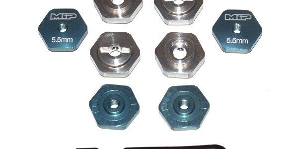 MIP 17mm Hex Adapter Standard Offset Kit For TLR TEN-SCTE