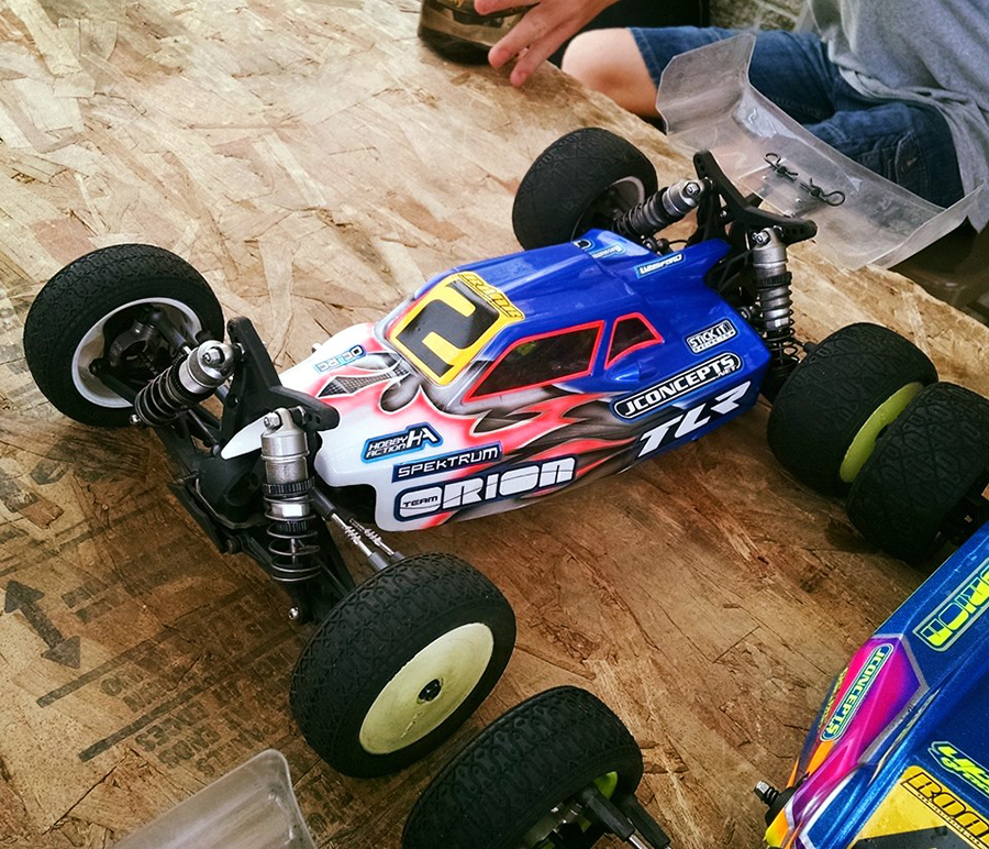 TLR's Ryan Maifield showed that a win can be had without starting from P1 and drove hard in the send and third mains to secure the overall win.