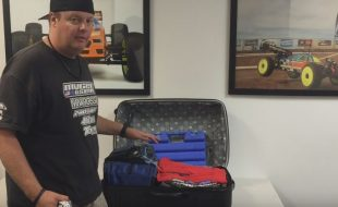 Mugen's Adam Drake On How To Pack For Air Travel [VIDEO]