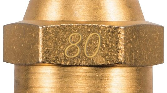 O.S. Engine #80 Gold Limited Edition Medium Glow Plug
