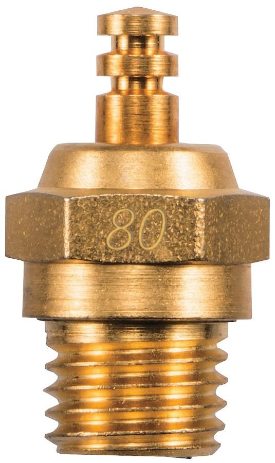 O.S. Engine #80 Gold Limited Edition Medium Glow Plug