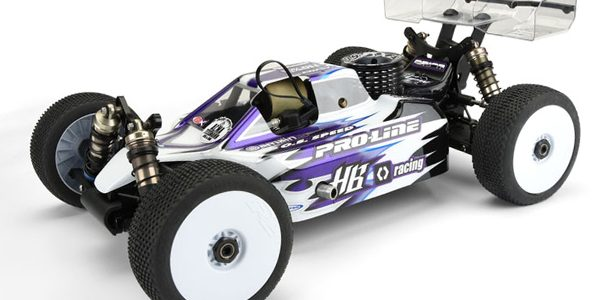 Here's all the new Pro-Line Stuff…