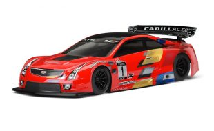 PROTOform Cadillac ATS-V.R 200mm Clear Body