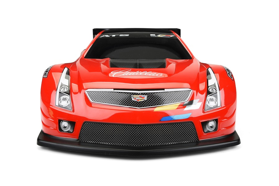 PROTOform Cadillac ATS-V.R 200mm Clear Body (2)