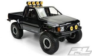 Pro-Line 1985 Toyota HiLux SR5 Clear Body