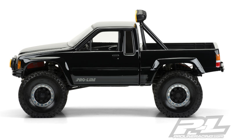 Pro-Line 1985 Toyota HiLux SR5 Clear Body (11)