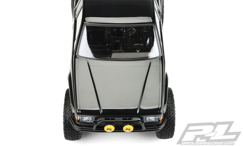 Pro-Line 1985 Toyota HiLux SR5 Clear Body (13)