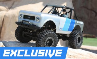 Pro-Line AMBUSH, All-New RTR Rock Crawler [VIDEO]