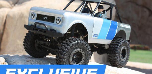 Pro-Line AMBUSH, All-New RTR Rock Crawler [VIDEO]