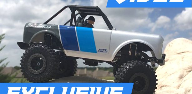 SEE IT FIRST- Pro-Line Ambush In Action [VIDEO]