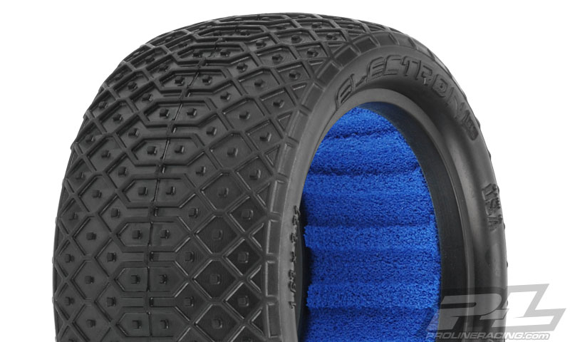 "Pro-Line Electron Lite 2.2"" Rear Buggy Tires (1)"