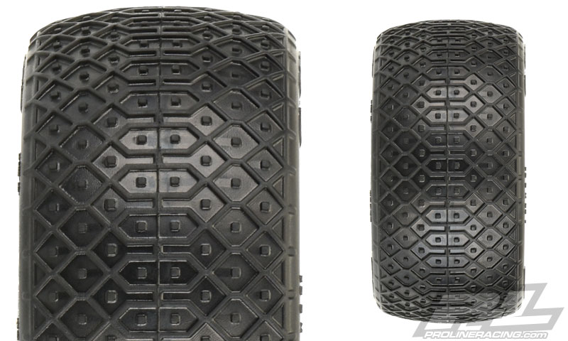 "Pro-Line Electron Lite 2.2"" Rear Buggy Tires (2)"