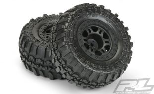 Pro-Line Interco TSL SX Super Swamper SC Pre-Mount Tires