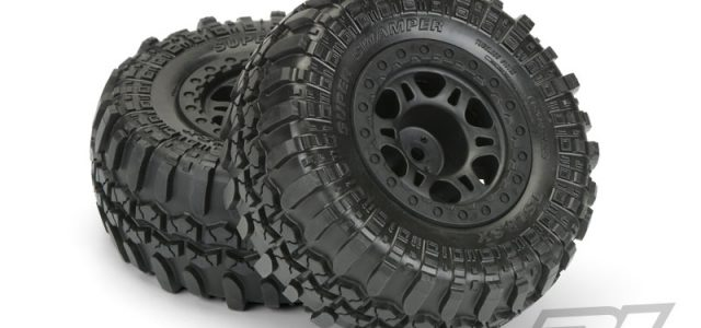 Pro-Line Interco TSL SX Super Swamper SC Pre-Mount Tires