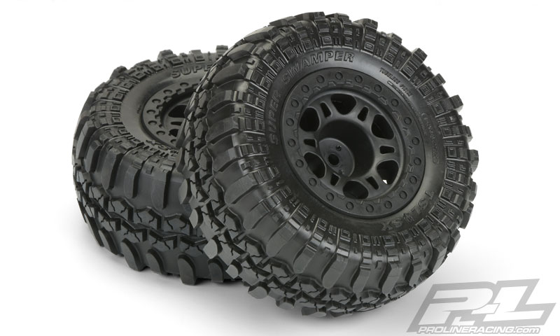 Pro-Line Interco TSL SX Super Swamper SC Pre-Mount Tires (1)