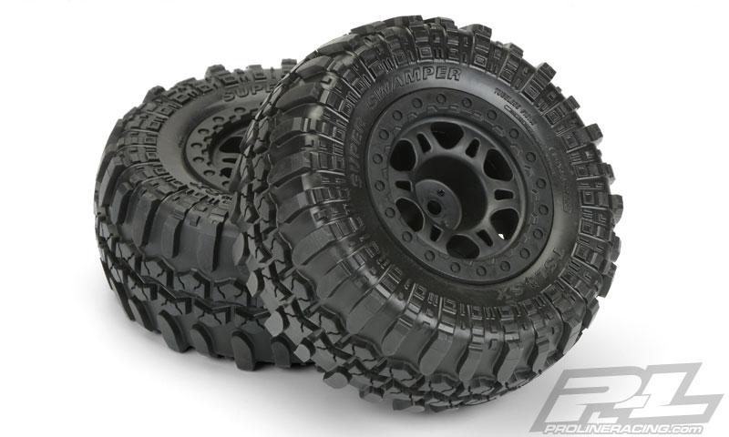 Pro-Line Interco TSL SX Super Swamper SC Pre-Mount Tires (1)