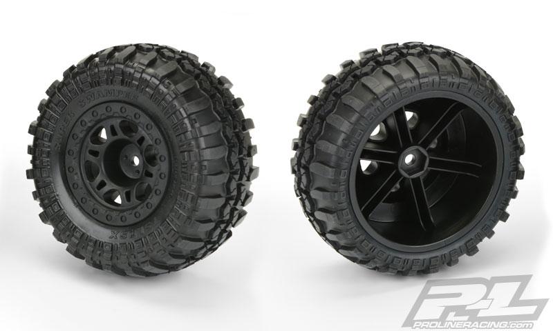 Pro-Line Interco TSL SX Super Swamper SC Pre-Mount Tires (2)