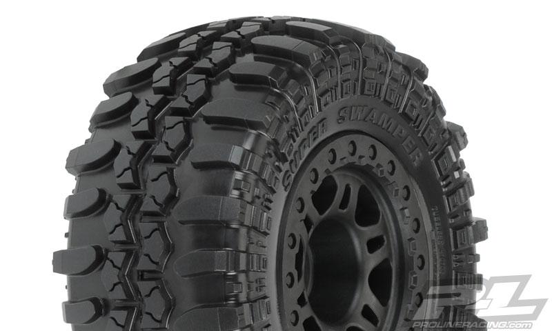 Pro-Line Interco TSL SX Super Swamper SC Pre-Mount Tires (3)
