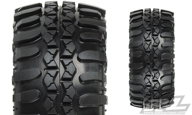 Pro-Line Interco TSL SX Super Swamper SC Pre-Mount Tires (4)
