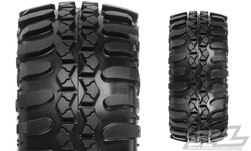 Pro-Line Interco TSL SX Super Swamper SC Pre-Mount Tires (4)