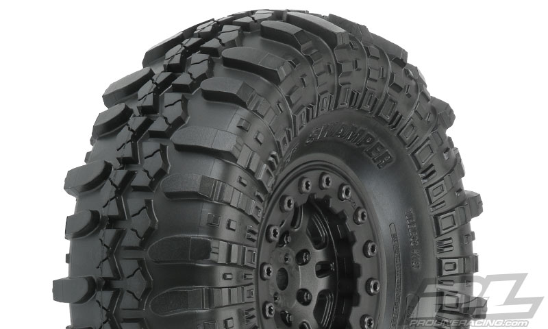Pro-Line Interco TSL SX Super Swamper XL Pre-Mount Tires (2)