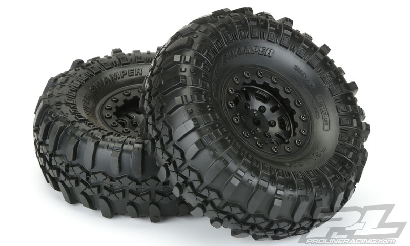 Pro-Line Interco TSL SX Super Swamper XL Pre-Mount Tires (4)
