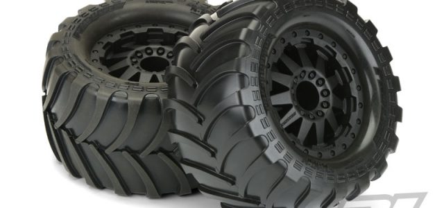 Pro-Line Pre-Mounted Destroyer 2.8″ All Terrain Tires