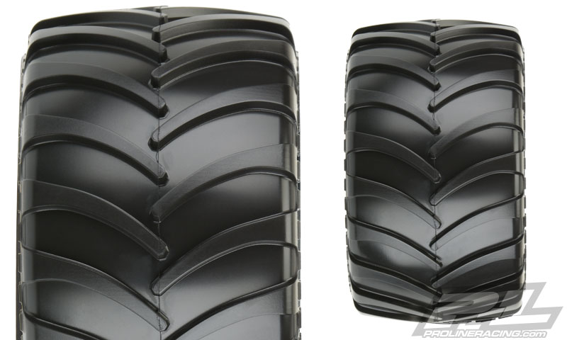 Pro-Line Pre-Mounted Destroyer 2.8 All Terrain Tires (5)