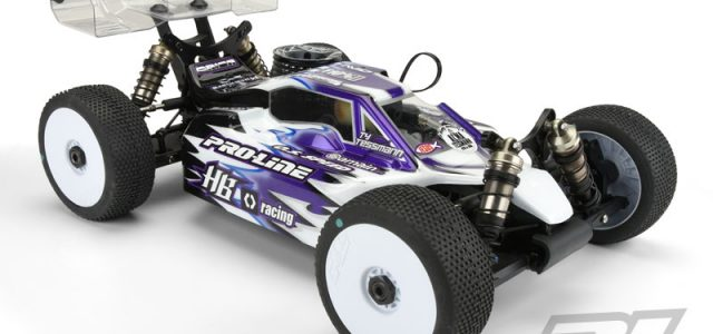 Pro-Line Predator Clear Body For The HB D815