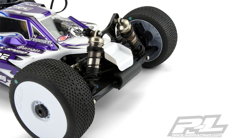 Pro-Line Predator Clear Body For The HB D815 (7)