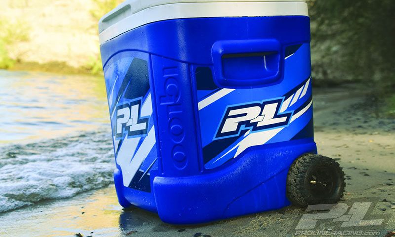 Pro-Line Team Cooler Wrap For Igloo 60qt. Cooler (1)