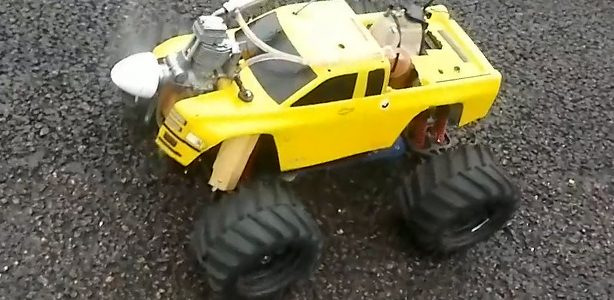 """A Prop-Powered Pickup? """"Looks Safe"""" [VIDEO]"""