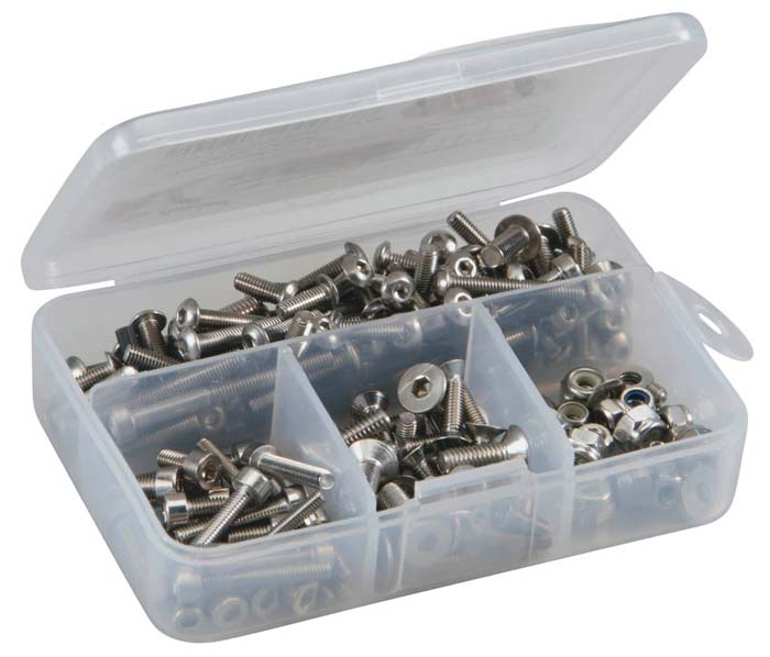 RC Screws