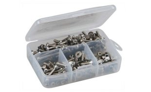 Bust Rust, Stay Strong With RC Screwz Stainless Steel Screws