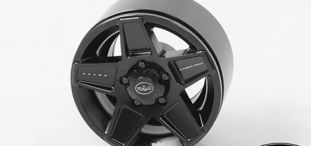 RC4WD 1.9″, 1.55″, And 1.7″ Beadlock Wheels