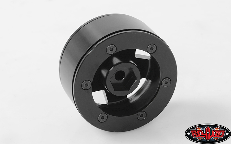 RC4WD 1.9, 1.55, And 1.7 Beadlock Wheels (2)