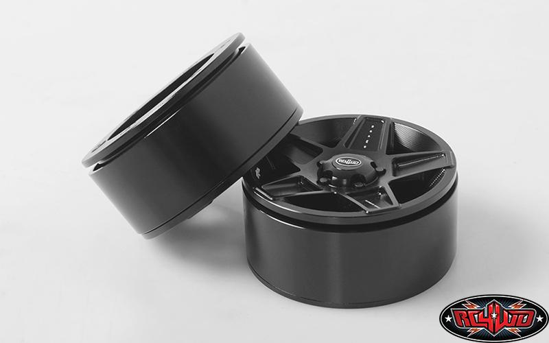 RC4WD 1.9, 1.55, And 1.7 Beadlock Wheels (3)