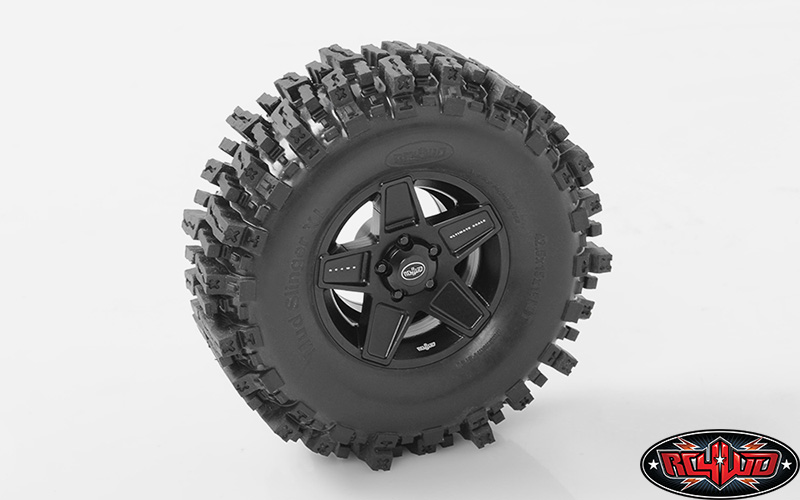 RC4WD 1.9, 1.55, And 1.7 Beadlock Wheels (4)