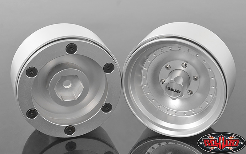 RC4WD 1.9, 1.55, And 1.7 Beadlock Wheels (8)