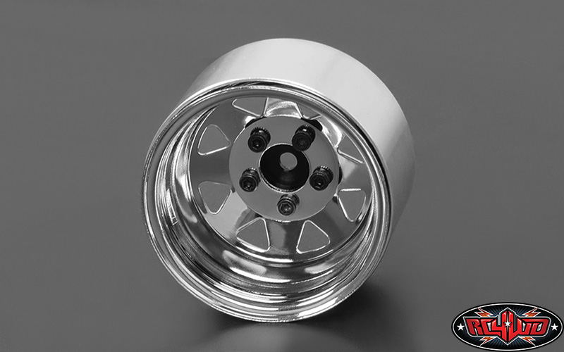 RC4WD 5 Lug Deep Dish Wagon 1.9 Beadlock Wheels (1)