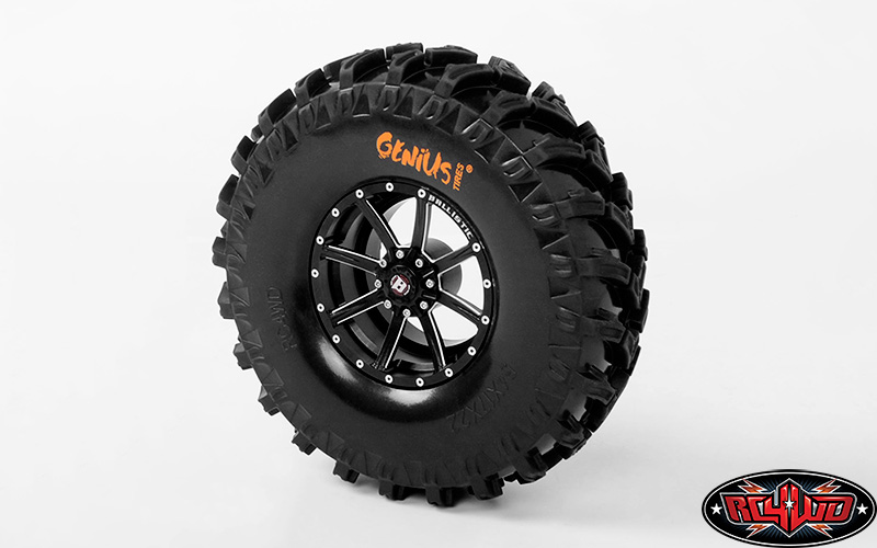 RC4WD Ballistic Off-Road Razorback 2.2 Beadlock Wheels (5)