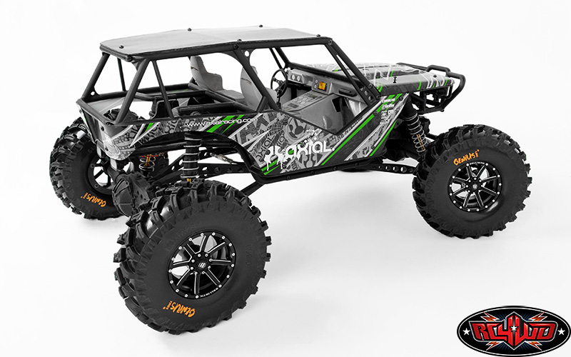 RC4WD Ballistic Off-Road Razorback 2.2 Beadlock Wheels (6)